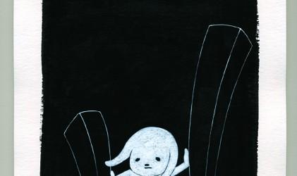 Scenes in Black #12